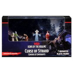 Icons of the Realms: Curse of Strahd - Covens & Covenants Premium Box