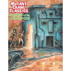 Mutant Crawl Classics: Incursion of the Ultradimension