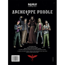 Kult 4th ed: Archetype Bundle