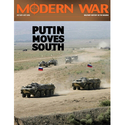 Modern War, Issue 37 - Putin Moves South