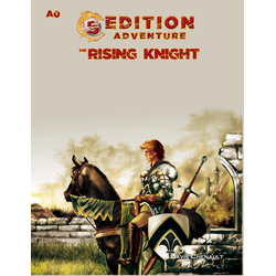 5th Ed Adventures: A0 - The Rising Knight