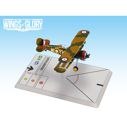 Wings of Glory: WW2 - Gloster Gladiator Mk.I (Pattle)