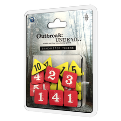 Outbreak Undead 2nd Edition: Game Master Tokens