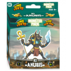 King of Tokyo: Monster Pack – Anubis