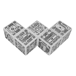 DungeonMorph Dice: Explorer Set