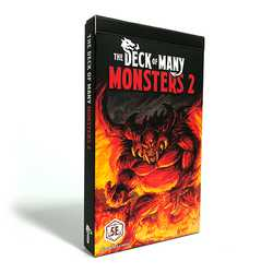 The Deck of Many: Monsters 2