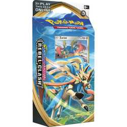 Pokemon TCG: Sword & Shield 2 Rebel Clash Theme Deck Zacian