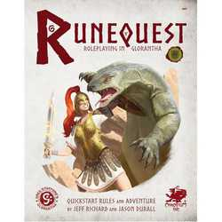 RuneQuest: Quick Start