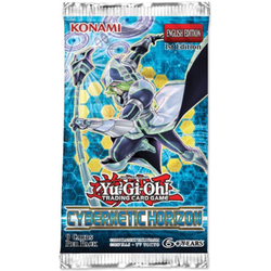 Yu-Gi-Oh! TCG: Cybernetic Horizon 1st Edition Booster Pack