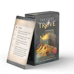 Nord Games: Treasure Trove Deck CR 1-4