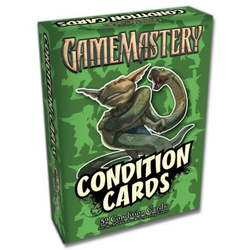 Gamemastery Cards: Condition Cards