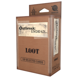 Outbreak Undead 2nd Edition: Loot Deck