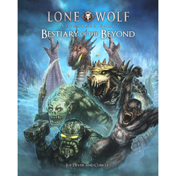 Lone Wolf Adventure Game: Bestiary of the Beyond